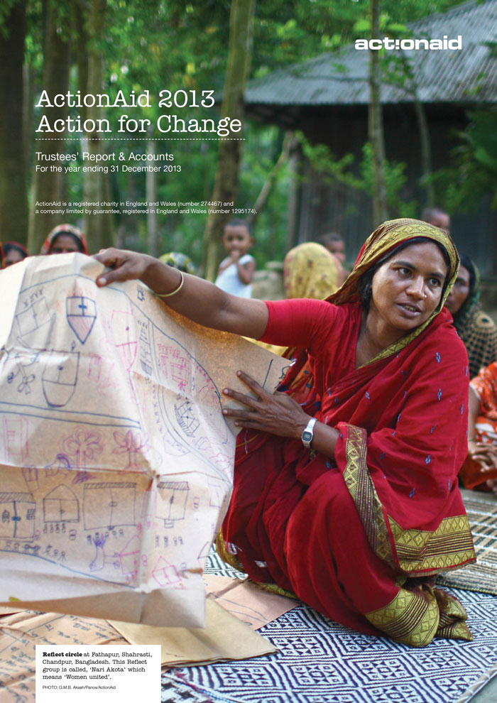 ActionAid 2013 Annual Report