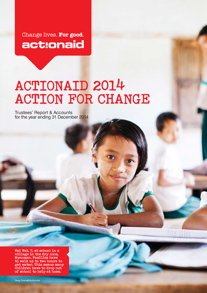ActionAid 2014 Annual Report
