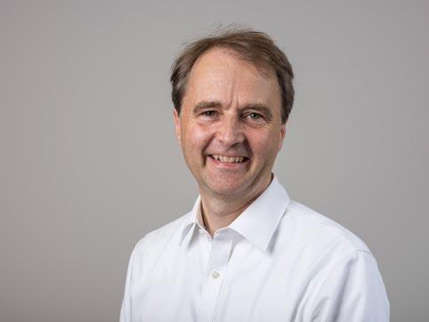 ActionAid Trustee David Todd