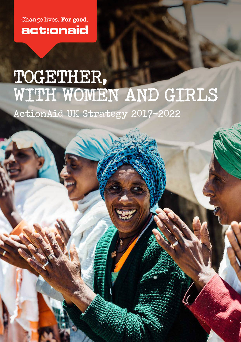Together, with women and girls