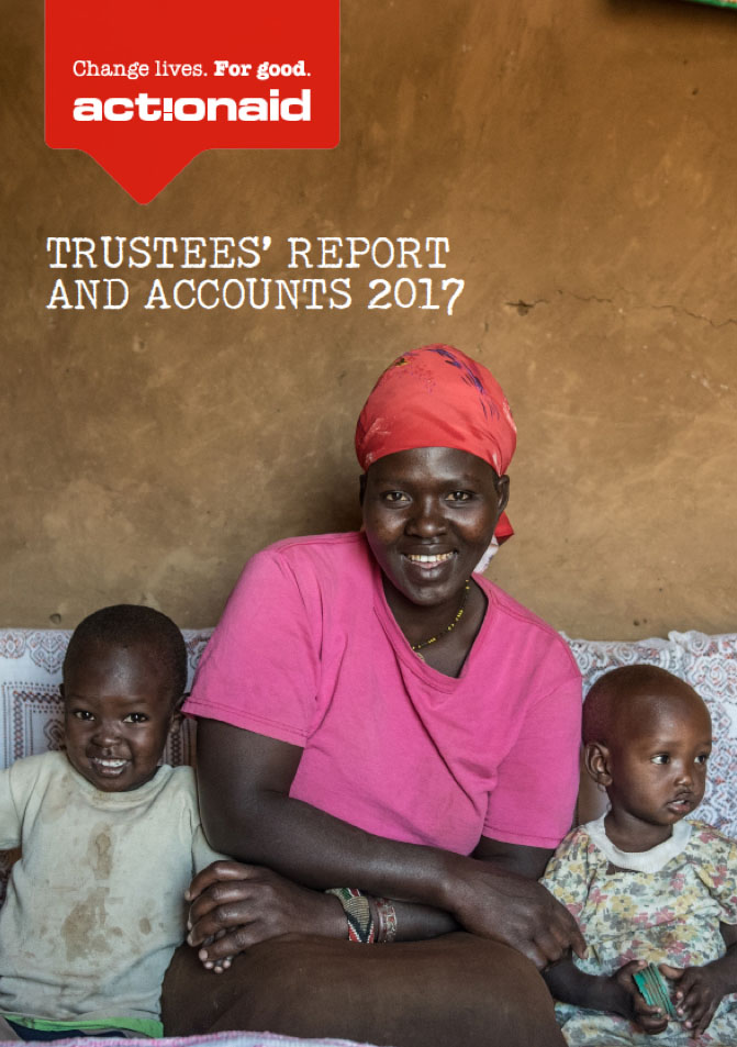 ActionAid 2015 Annual Report