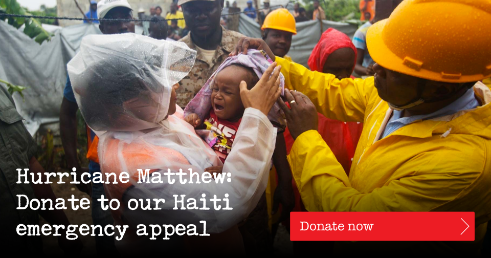 Hurricane Matthew | Haiti Emergency Appeal